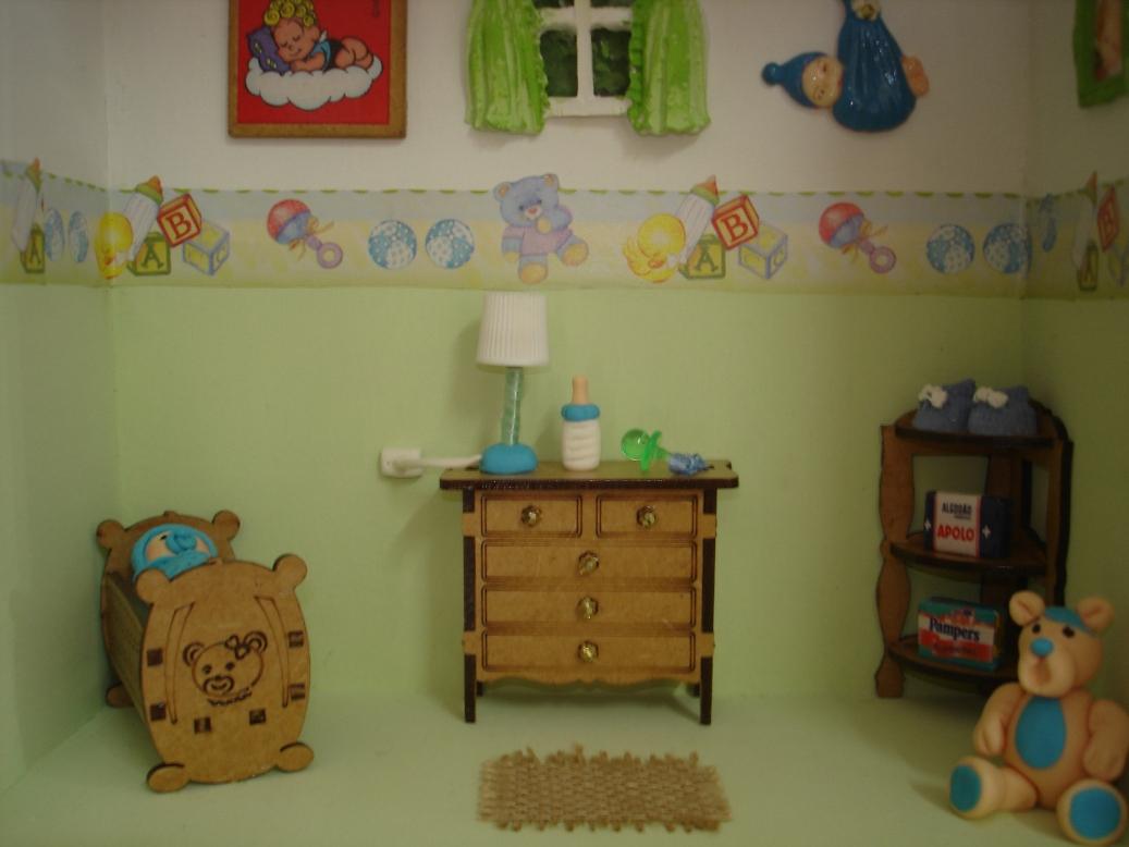 Cor E Arte Quarto Infantil E Cozinha ~ Artesanato Em Feltro Para Quarto De Bebe Menino